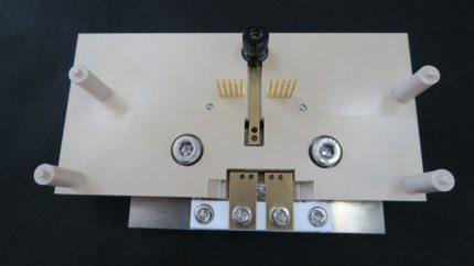 弱電機器試験治具