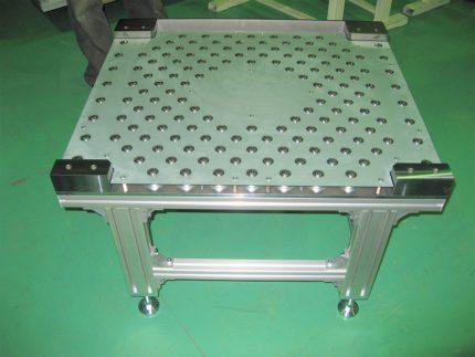 搬送装置製作 生産ライン自在コンベア
