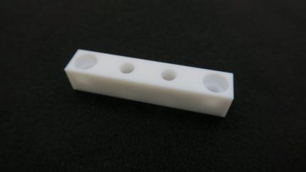 樹脂加工 弱電機器試験治具構成部品